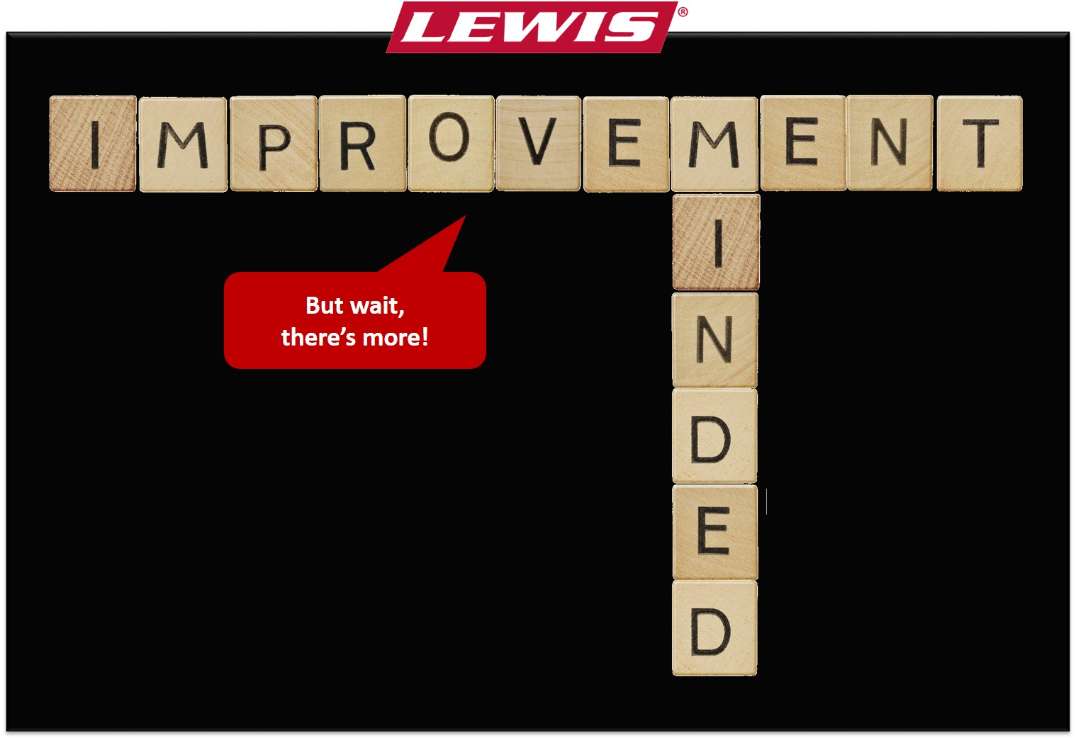 Improvement Minded Operating Principle