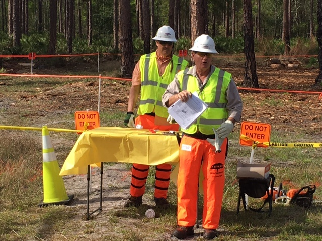 Total safety culture training for utility line clearance