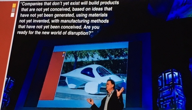 Disruption and Innovation